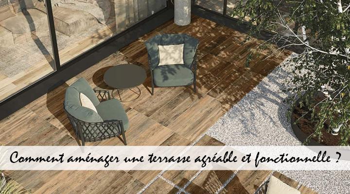 Bien aménager son patio ou sa terrasse - Conseils et Inspirations