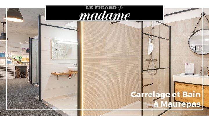 Zoom à Maurepas - Revue de presse Le Figaro Madame