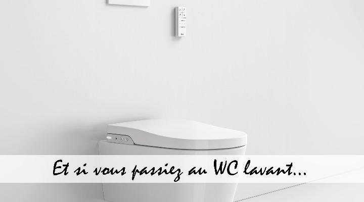 Et si vous passiez au wc lavant ?