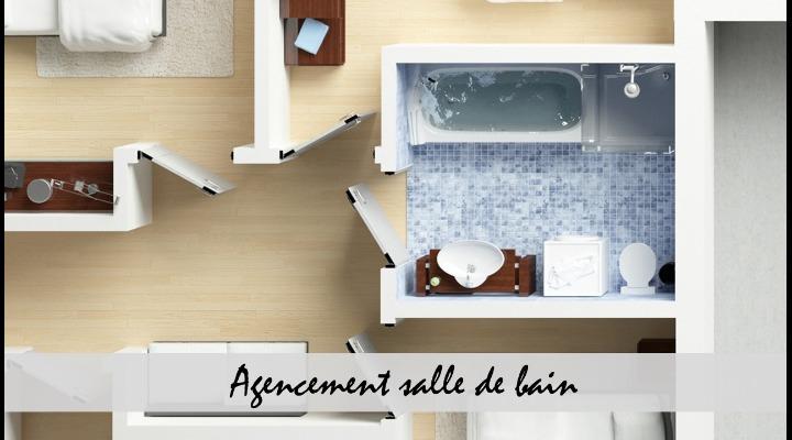 Agencement de la salle de bain : conseils et astuces