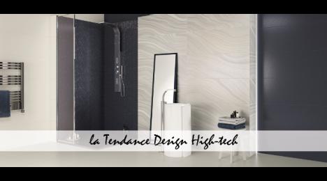 La tendance Design High-tech