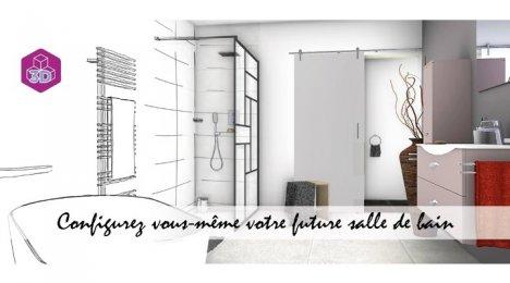 Configurez vous-même votre future salle de bain