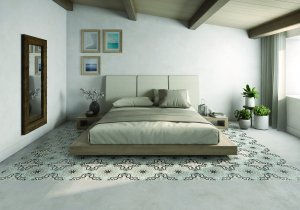 CARRELAGE DECOR MODERNE 20X20
