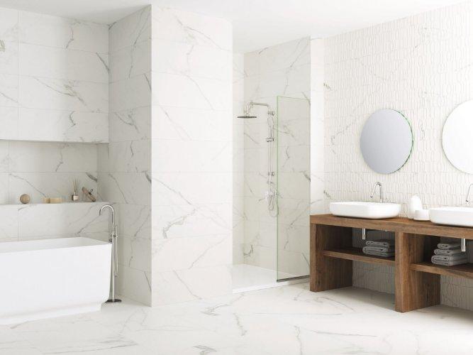 Carrelage effet marbre, sublimez votre intérieur - Carrelage ...